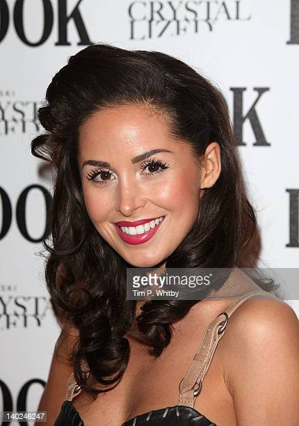 Funda Onal attends the 5th anniversary party of LOOK magazine at One Marylebone on March 1 2012 in London England