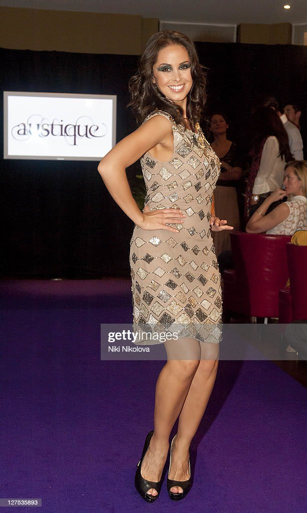 Funda Onal walks the runway during Catwalk @ Kings Road at beaufort house on September 28, 2011 in London, England.