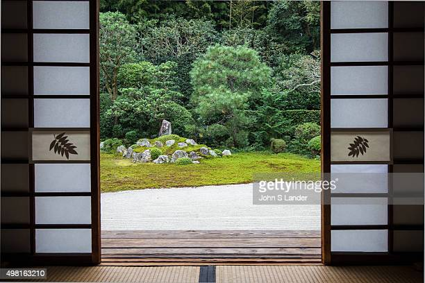 Fundain was founded in 1321 as a family temple for the Ichijo clan but always had strong ties with neighboring Tofukuji Fundain has many interesting...