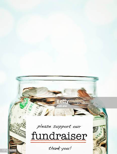 Fundraising Collection Jar