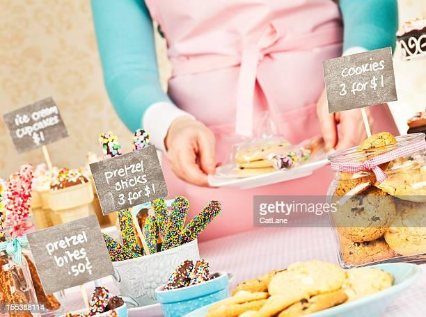 Fundraising mit Bake Sale