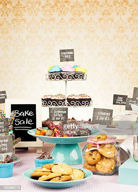 Fundraising with Bake Sale