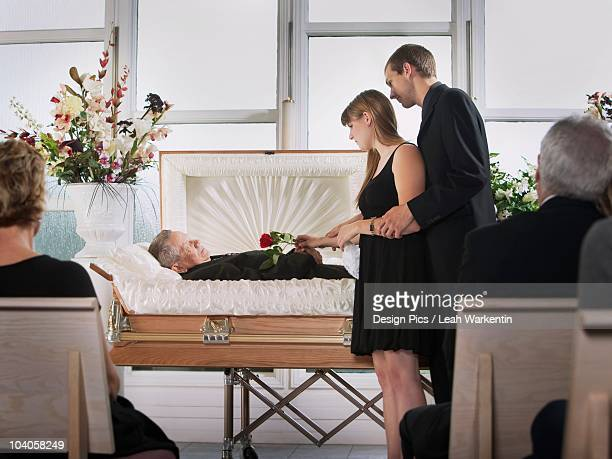 Funeral For A Grandparent
