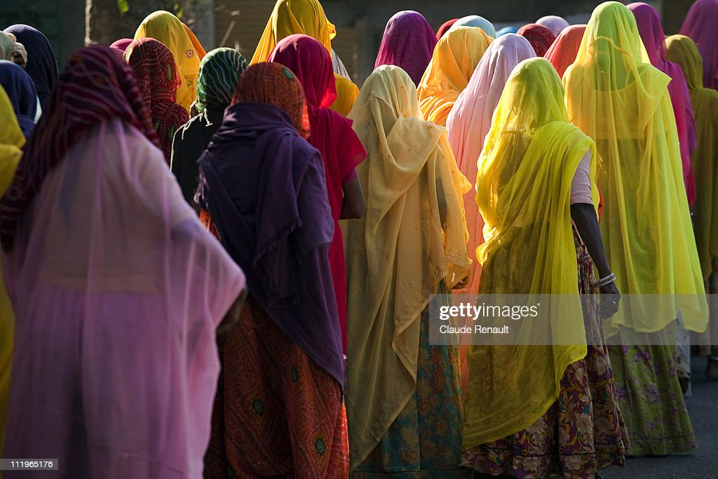 A funeral in Udaipur : Stock Photo