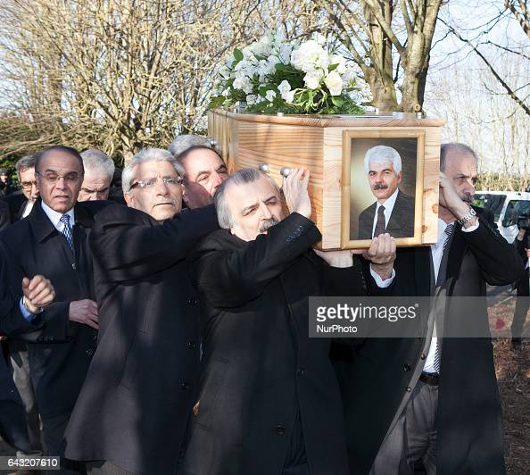 Funeral MohammadAli Jaberzadeh NCRI in Paris France on 18 February 2017 MohammadAli Jaberzadeh one of the most seasoned and senior officials of the...