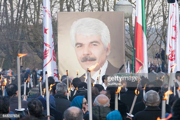 Funeral MohammadAli Jaberzadeh NCRI in Paris France on 18 February 20177 MohammadAli Jaberzadeh one of the most seasoned and senior officials of the...