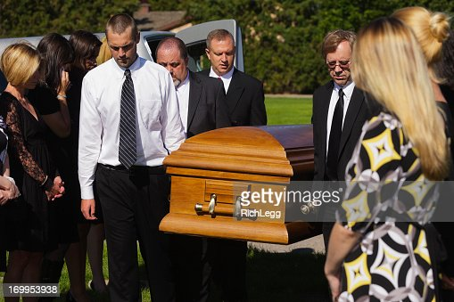 Funeral Pallbearers Stock Photo | Getty Images