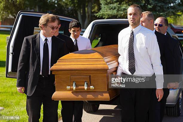 Pallbearer Stock Photos and Pictures | Getty Images