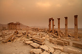 Funerary Temple at Palmyra, Syria