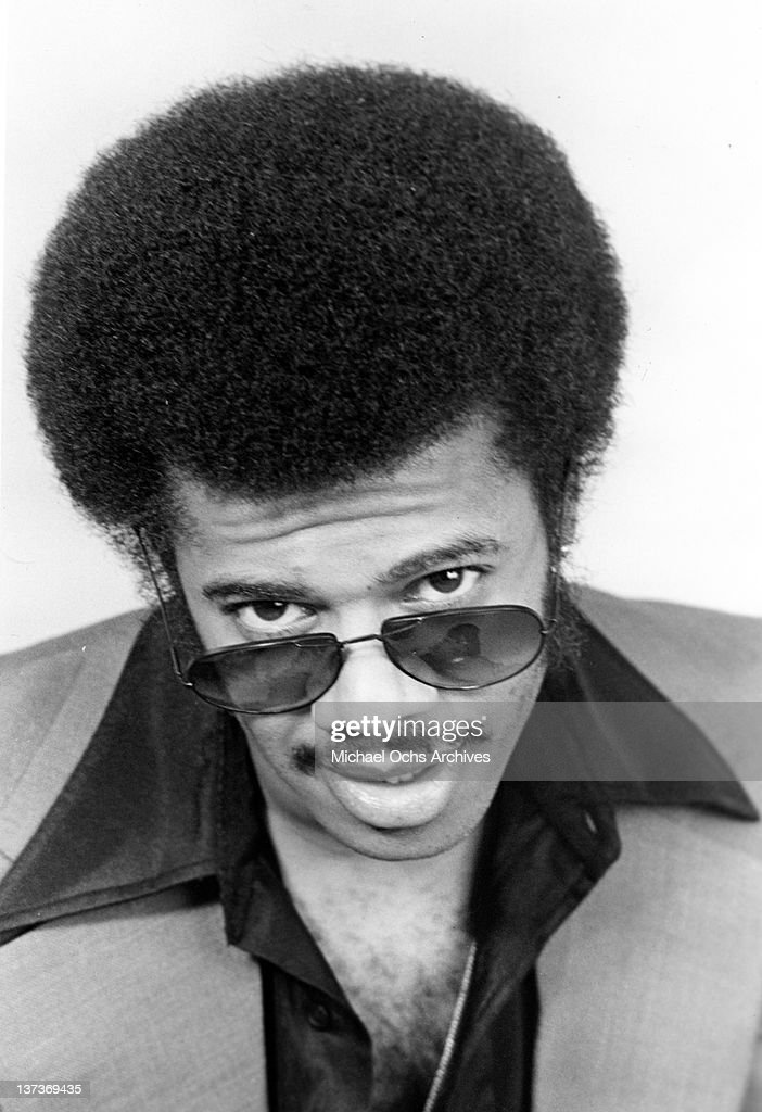Funk musician Jimmy Castor poses for a portrait session in April 1977.