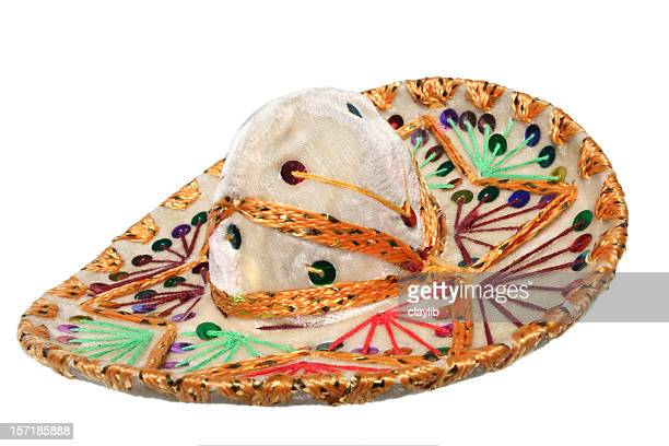 funky sombrero isolated