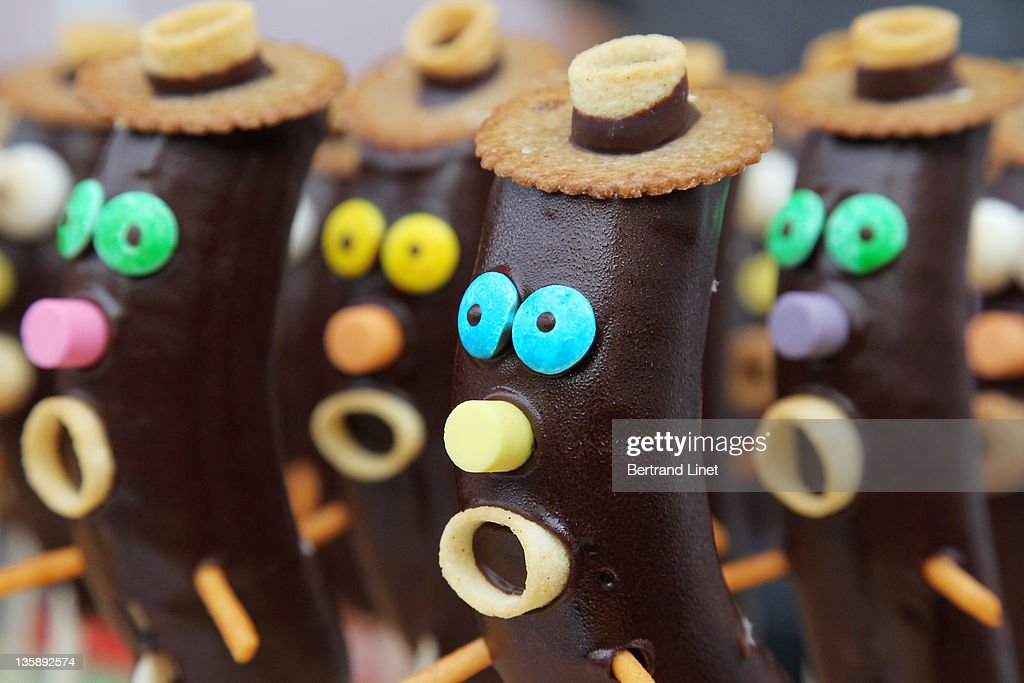 Funny bananas! : Stock Photo