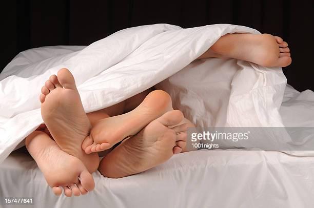 Lustiger Füße