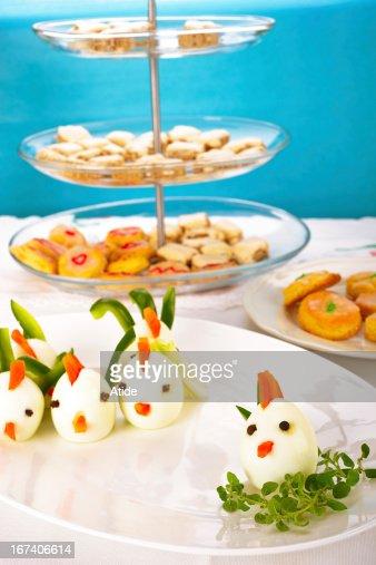 Lustiger Speisen : Stock-Foto
