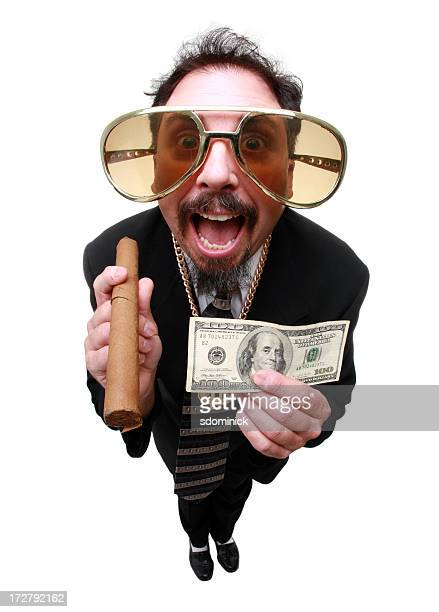 Drôle de l'argent