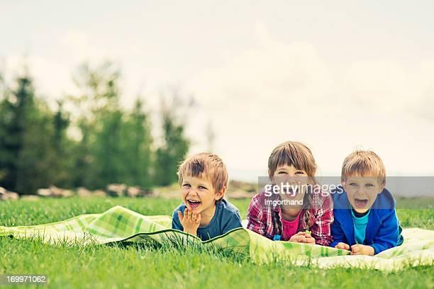Lustiger Picknick