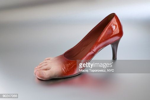 Funny shoe