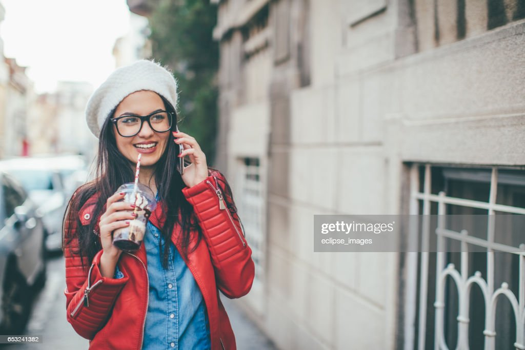 Funny story to tell... : Stock Photo