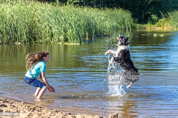 Funny Swimming