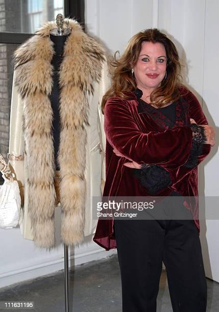Fur Designer Adrienne Landau during Fur Information Council of America Fur Fashion Week Adrienne Landau Fall / Winter 2006 Collection at Adrienne...