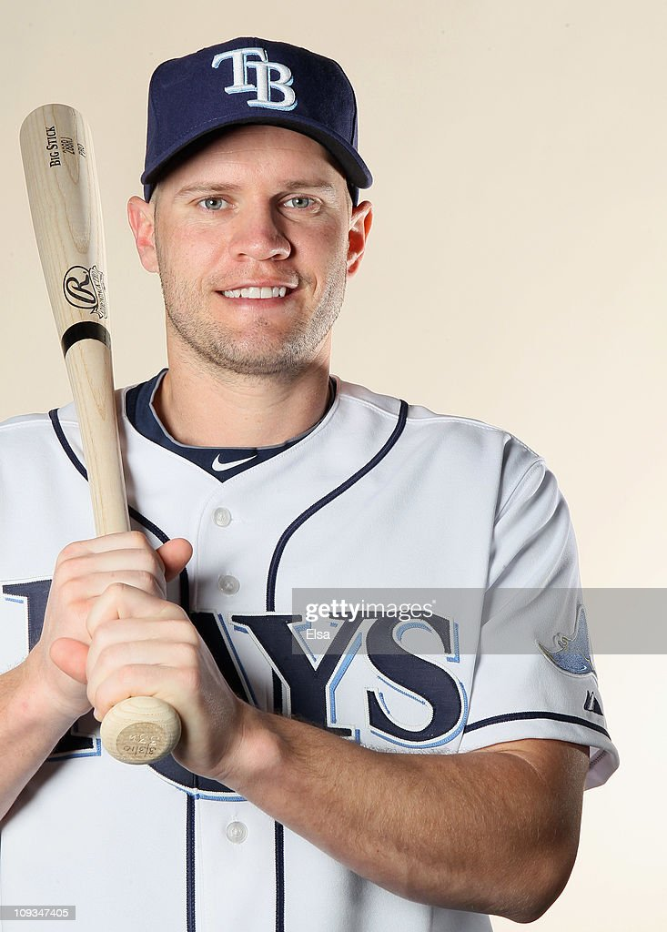 J Furmaniak of the Tampa Bay Rays poses for a portrait during the Tampa Bay Rays Photo Day on February 22 2011 at the Charlotte Sports Complex in...