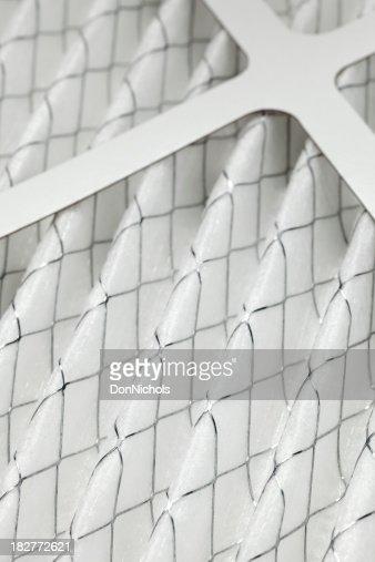 Furnace Filter Close-up