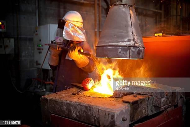 Furnace Worker