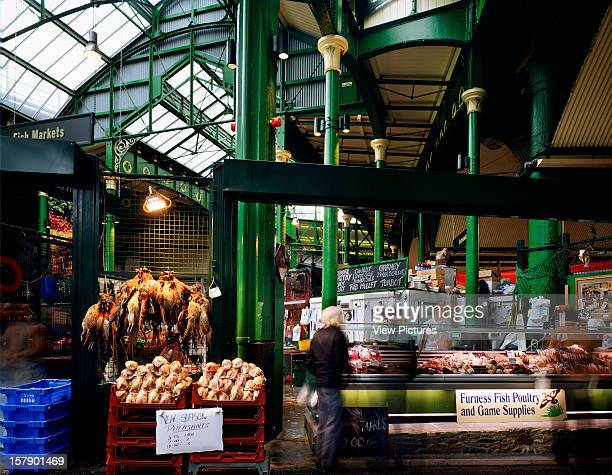 Furness Fish Poultry And Game Supplies Borough Market London United Kingdom Architect London General Views Furness Fish Poultry And Game Supplies...