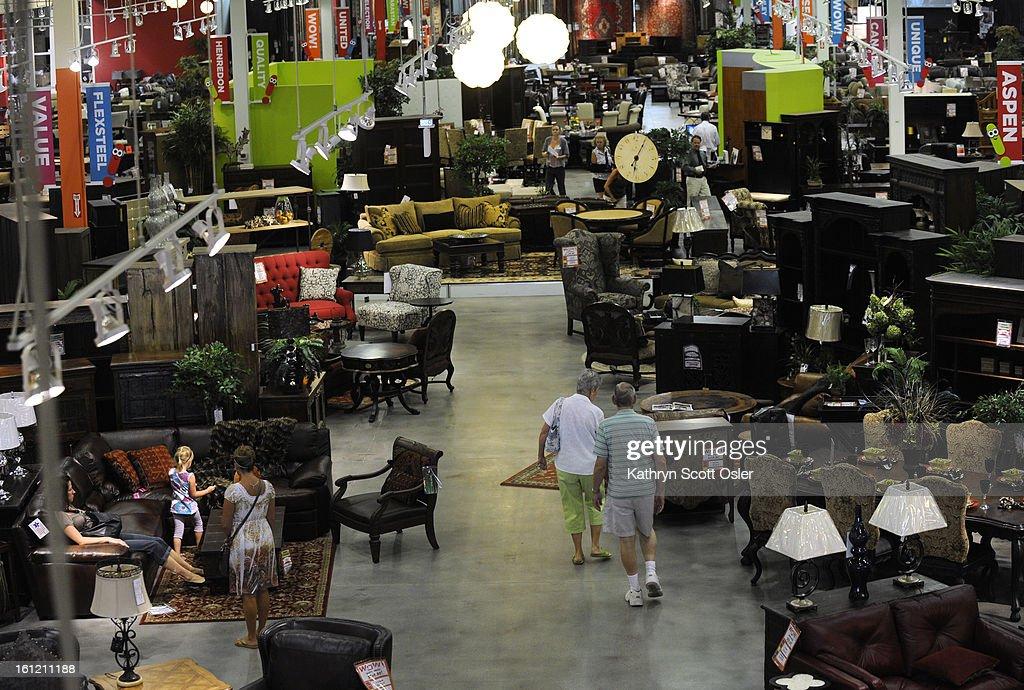 (Weekends Overstock Warehouse) Furniture Store Is Located Just Next Door To  IKEA
