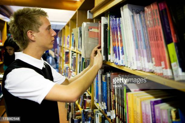 further education: browsing for books
