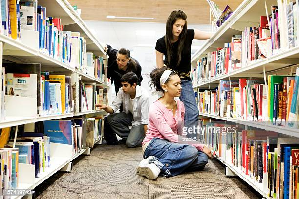 further education: reference library