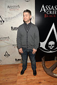 Fuse News correspondent Jack Osbourne attends the Assasin's Creed IV Black Flag Launch Party at Greystone Manor Supperclub on October 22 2013 in West...