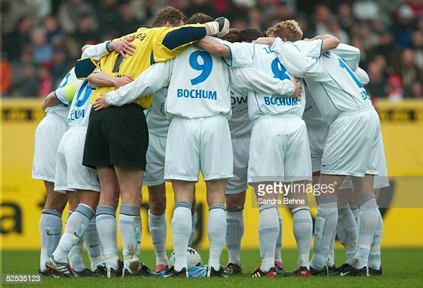Fussball 1 Bundesliga 03/04 Kaiserslautern 1 FC Kaiserslautern VfL Bochum 22 Team Bochum 200304