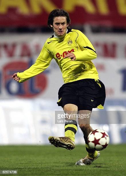Fussball Efes Pilsen Cup 2005 Antalya Galatasaray Istanbul Borussia Dortmund Thomas ROSICKY / BVB 080105