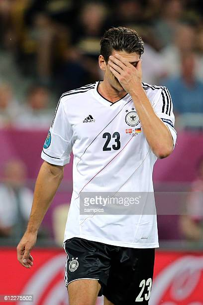 Mario Gomez Deutschland Vorrunde Gruppe B Spiel 20 Dänemark Deutschland Denmark Germany 12 Fussball EM UEFA Euro Europameisterschaft 2012 Polen...