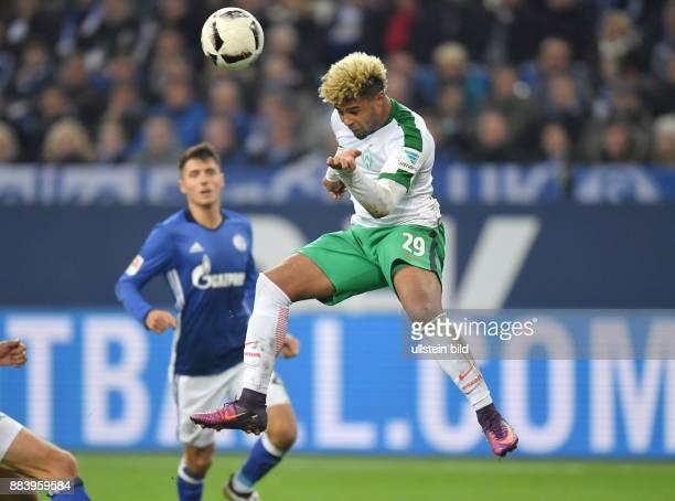 Fussball GER 1 Bundesliga Saison 2016 2017 10 Spieltag Serge Gnabry