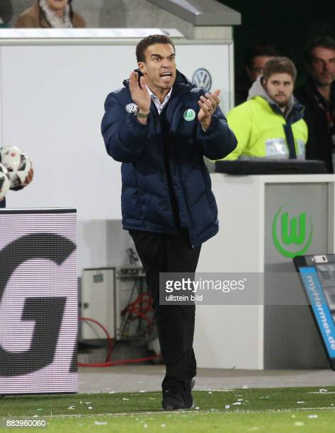 Fussball GER 1 Bundesliga Saison 2016 2017 11 Spieltag Trainer Valerien Ismael