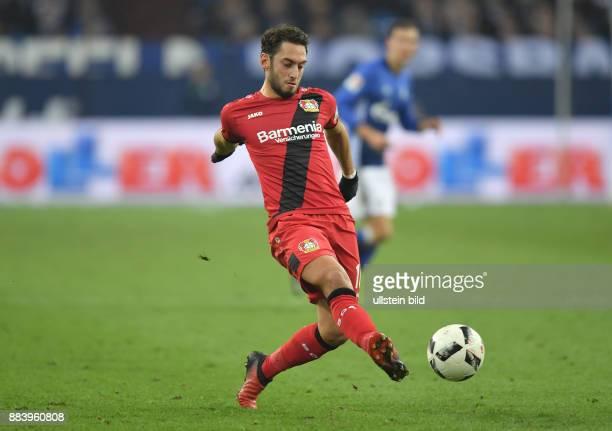 Fussball GER 1 Bundesliga Saison 2016 2017 14 Spieltag Hakan Calhanoglu