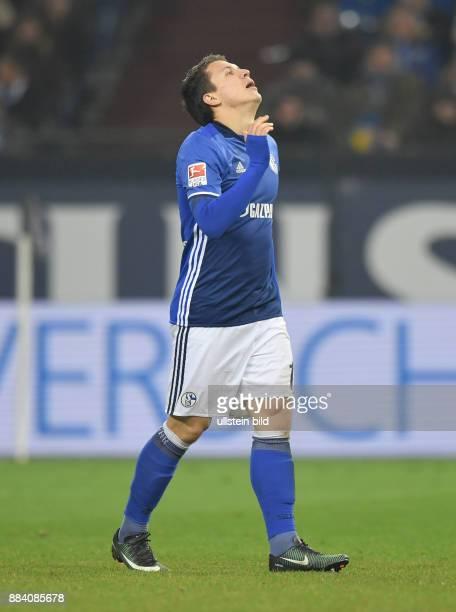 Fussball GER 1 Bundesliga Saison 2016 2017 15 Spieltag Yevhen Konoplyanka