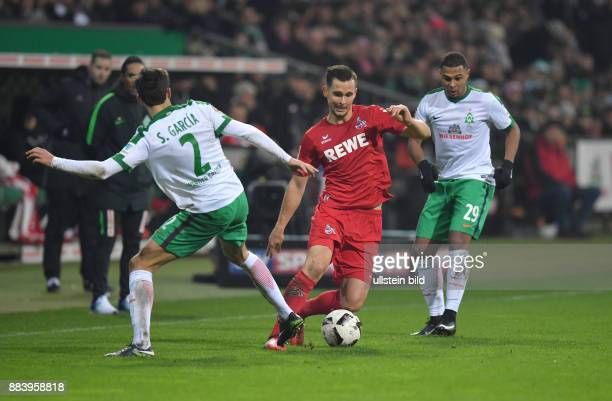 Fussball GER 1 Bundesliga Saison 2016 2017 15 Spieltag vli Santiago Garcia Pawel Olkowski Serge Gnabry