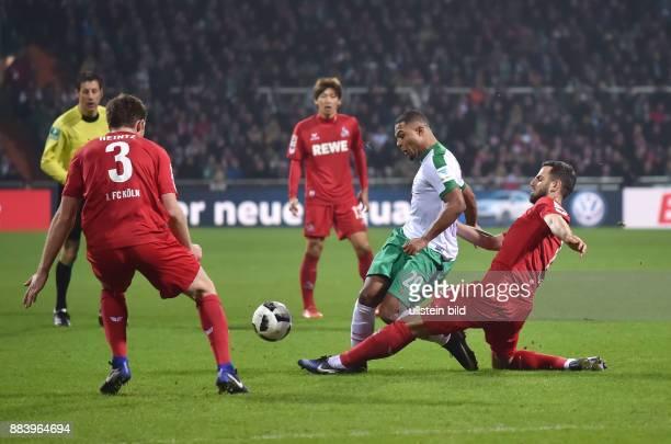 Fussball GER 1 Bundesliga Saison 2016 2017 15 Spieltag vre Mergim Mavraj Serge Gnabry Dominique Heintz