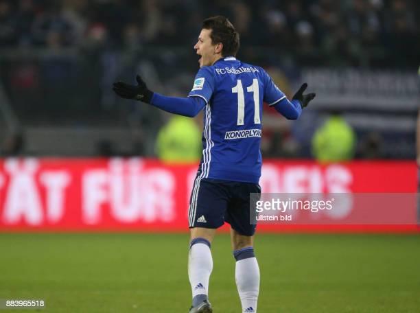 Fussball GER 1 Bundesliga Saison 2016 2017 16 Spieltag Yevhen Konoplyanka