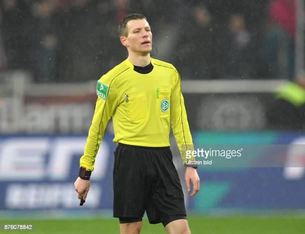 Fussball GER 1 Bundesliga Saison 2016 2017 20 Spieltag Bayer 04 Leverkusen Eintracht Frankfurt 30 Schiedsrichter Benjamin Cortus