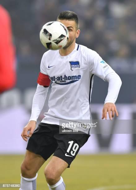 Fussball GER 1 Bundesliga Saison 2016 2017 20 Spieltag Vedad Ibisevic