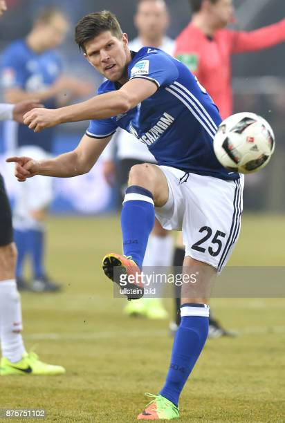 Fussball GER 1 Bundesliga Saison 2016 2017 20 Spieltag KlaasJan Huntelaar Klaas Jan Huntelaar