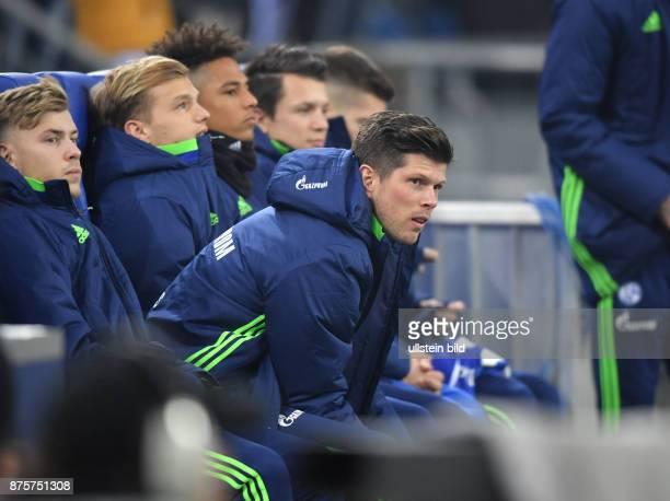 Fussball GER 1 Bundesliga Saison 2016 2017 20 Spieltag KlaasJan Huntelaar Klaas Jan Huntelaar re
