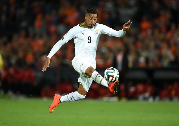 Fussball Laenderspiel Niederlande - Ghana : News Photo
