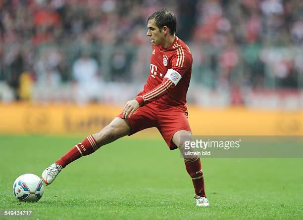 Fussball Saison 20112012 1 Bundesliga 23 Spieltag FC Bayern München FC Schalke 04 20 Philipp Lahm