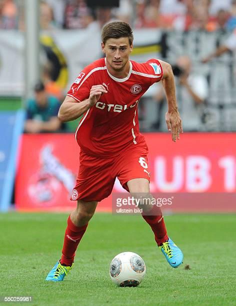 Fussball Saison 20132014 2 Bundesliga 2 Spieltag 1 FC Köln Fortuna Düsseldorf 11 Dustin Bomheuer
