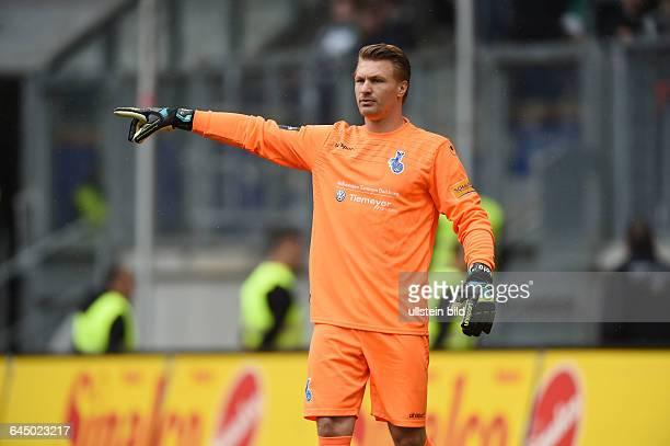 Fussball Saison 2014/15 3 Liga 35 SpieltagMSV Duisburg Preussen Münster 21Torwart Michael Ratajczak
